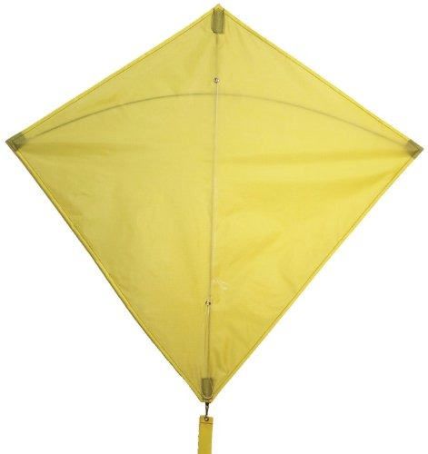 en la brisa diamante amarillo cometa 30 pulgadas