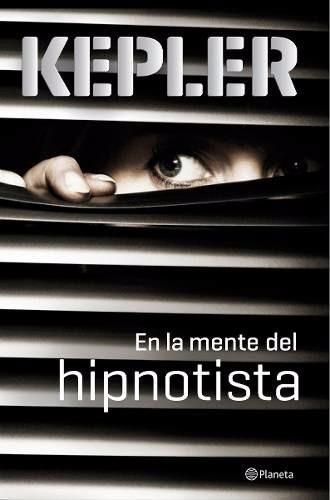 en la mente del hipnotista / kepler  (p)