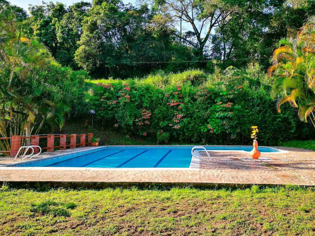 en la mesa - finca privada: casona campestre con piscina