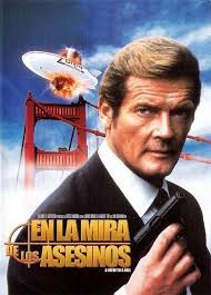 en la mira de los asesinos a view to kill 007 roger moore