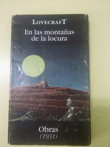 en las montañas de la locura lovecraft