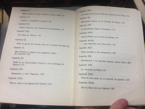 en marchacon fidel - 1959 - antonio nuñez jimenez