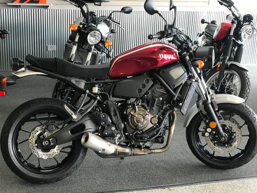 en motolandia yamaha xsr 700