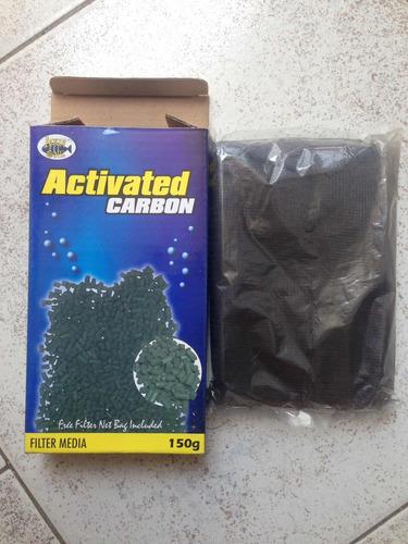 en oferta carbon activado para acuarios y peceras nuevo