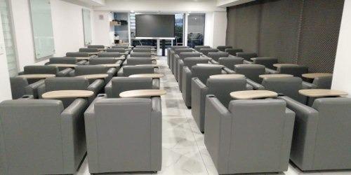 en piso premium de wtc (terraza y sala lounge)