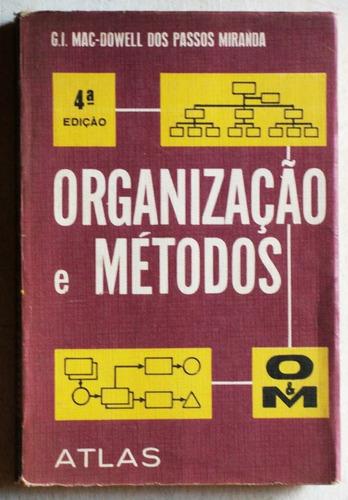 en portugués: organizacao e métodos / dos passos miranda