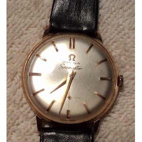 Relógio De Pulso Omega Seamaster Ouro 18 K