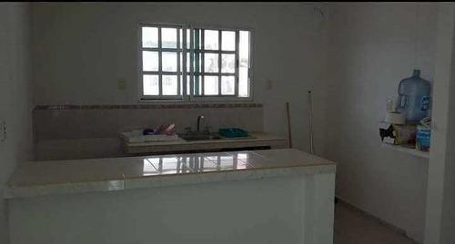 en renta casa de 2 habitaciones en cholul