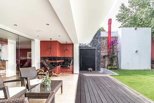 en renta, casa en condominio, hermosa, jardines del pedregal