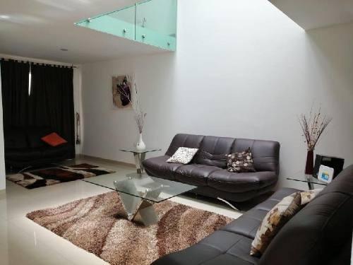 en renta casa en residencial cibeles amueblada