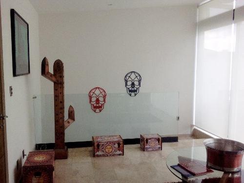 en renta departamento pent house de 2 niveles con 3 recámaras en la colonia nápoles