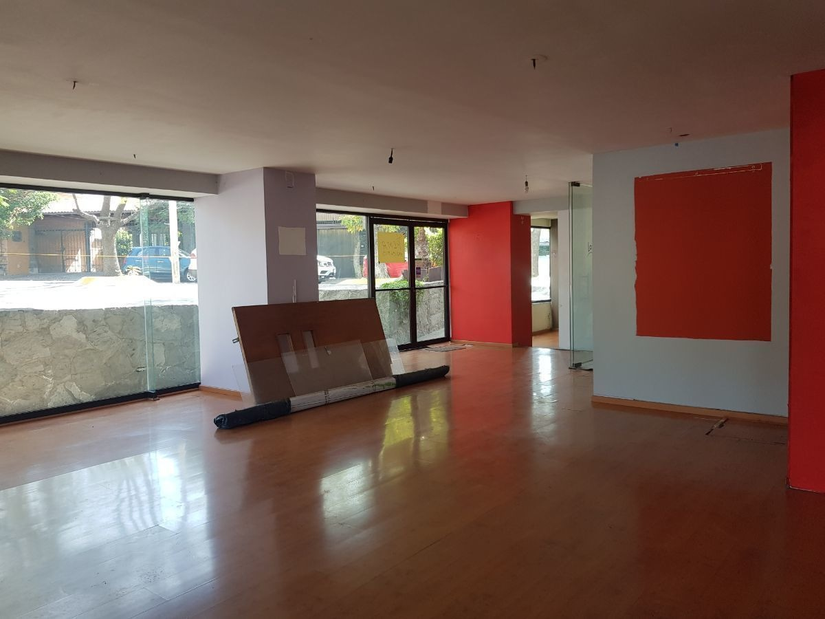 en renta local comercial de 510 m2 en alamos, en pb, ideal para restaurante, etc