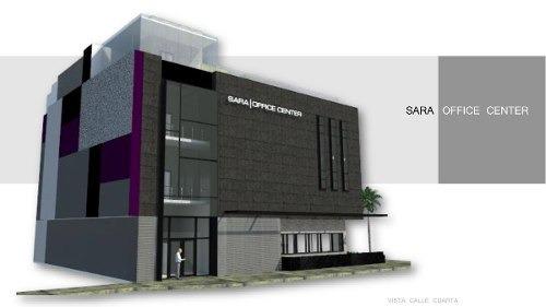 en renta locales y oficinas comerciales en sara/office center