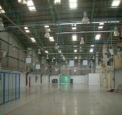 en renta nave 7,417 m2 corredor industrial toluca