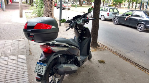 en rosario kymco people 300 gti abs 2016