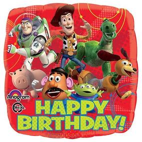 En Stock Globo Toy Story Woody Buzz
