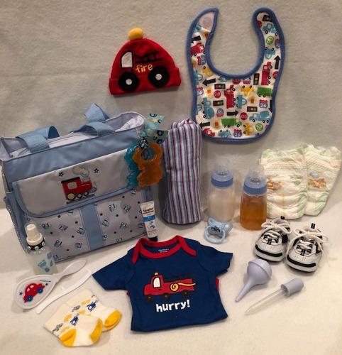 en stock pañalera y accesorios para bebe reborn: leche falsa