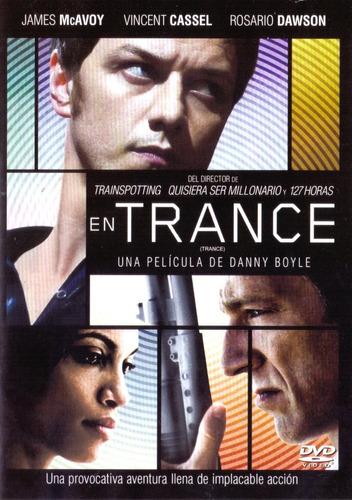 en trance james mcavoy pelicula dvd