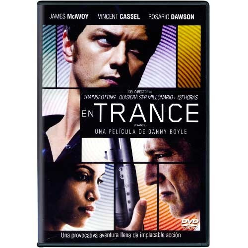 en trance james mcavoy pelicula en dvd