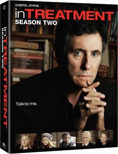 en tratamiento in treatment temporada 2 dos en dvd