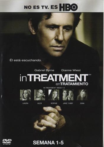 en tratamiento semana 1 - 5 temporada 1 parte 1 dvd karzov