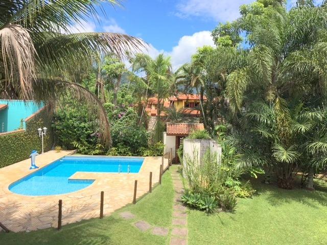 en ubatuba, excepcional playa brasil, 950 m2 terreno, pileta