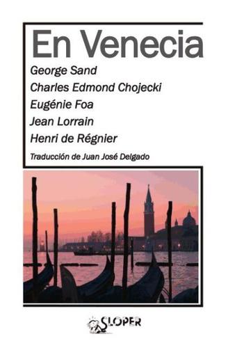 en venecia(libro novela y narrativa extranjera)