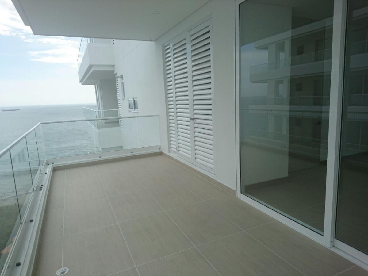 en venta apartamento con vista al mar. santa marta