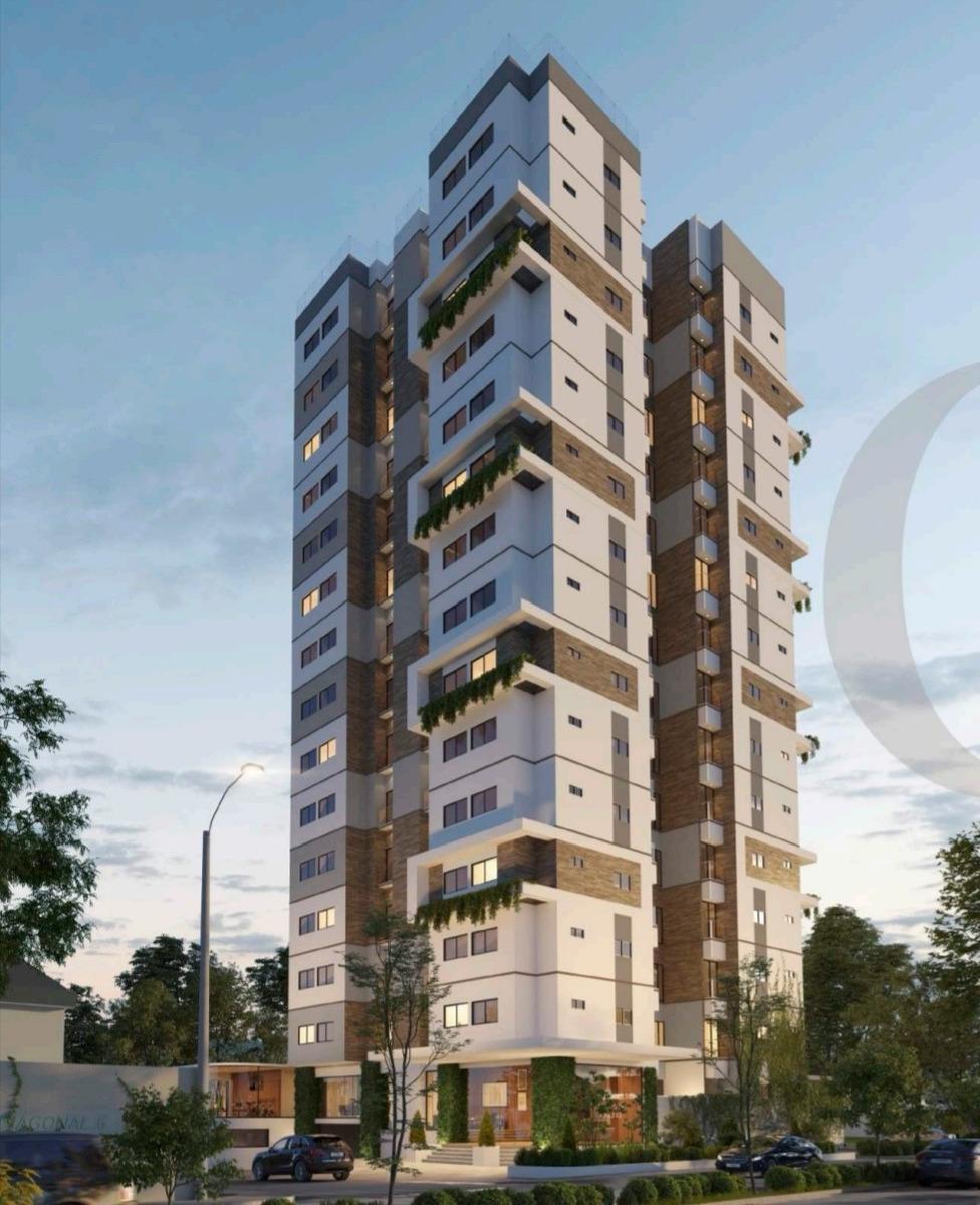 en venta apartamento en construcción 96m2 zona 10