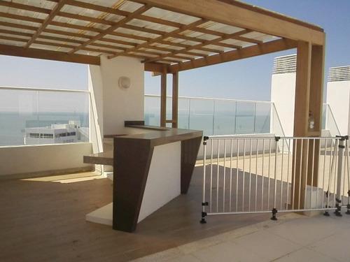 en venta apartamento en playa salguero santa marta