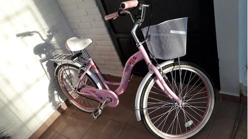 en venta bella bicicleta para dama. aro 20. bs 1200