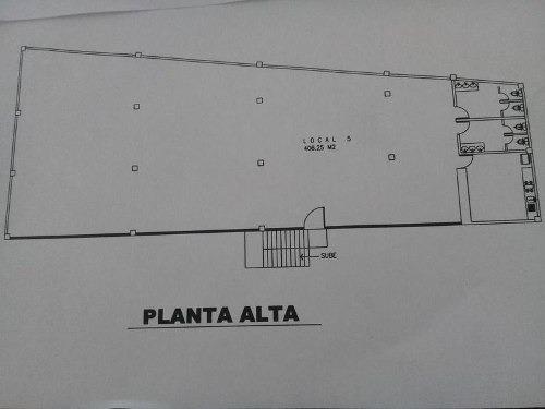 en venta bodega de 1973 mts2 de construccion en avenida principal