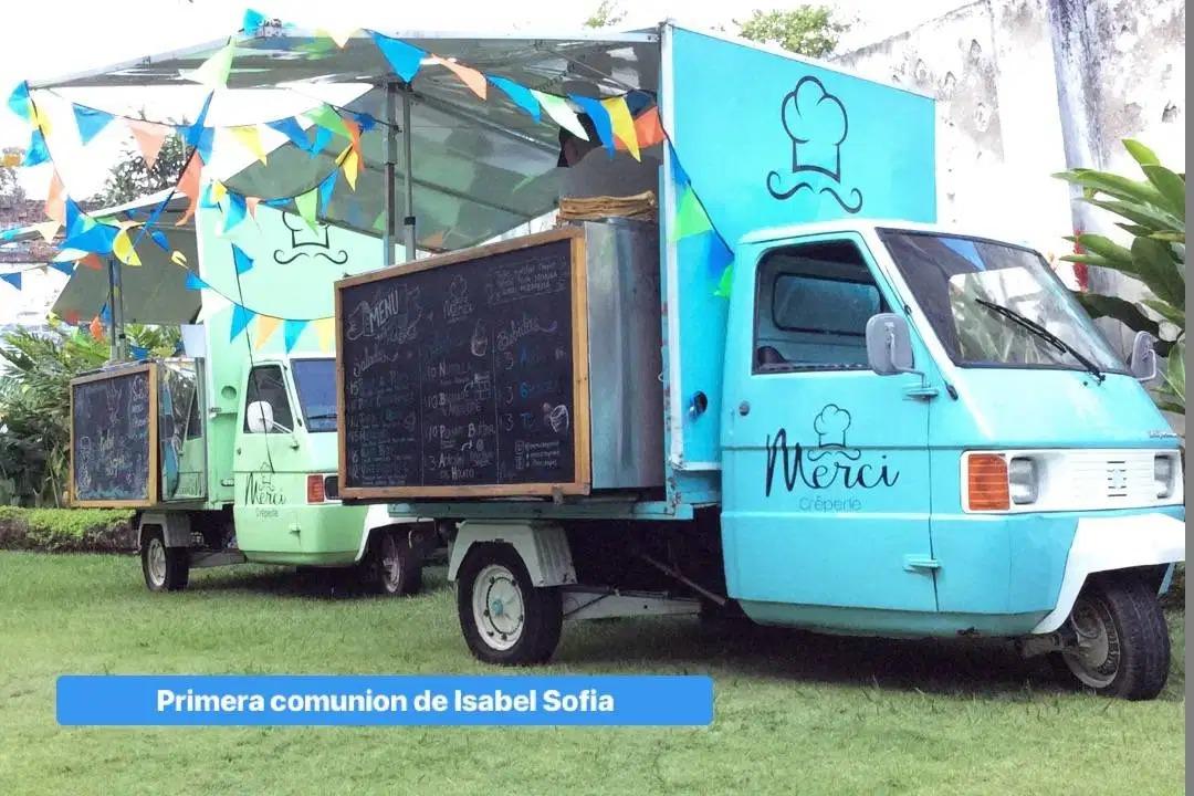 en venta carromoto foodtruck trailer comida