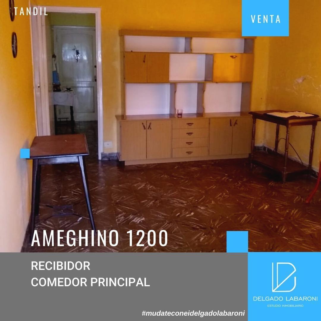 en venta casa de dos dormitorios en tandil | villa italia
