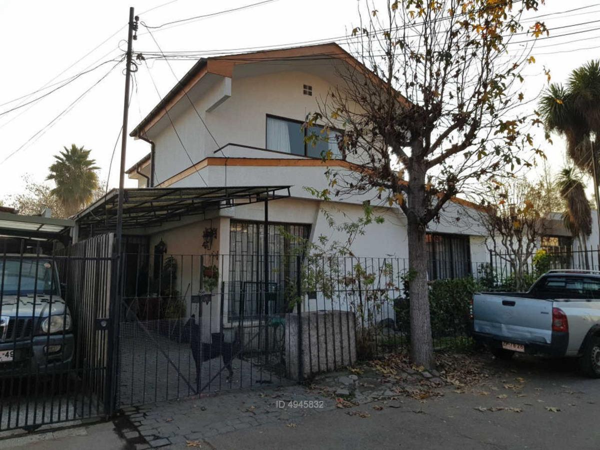 en venta casa en las condes con ampliaci