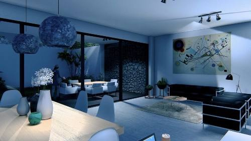 en venta casa nueva estilo minimalista zona céntrica