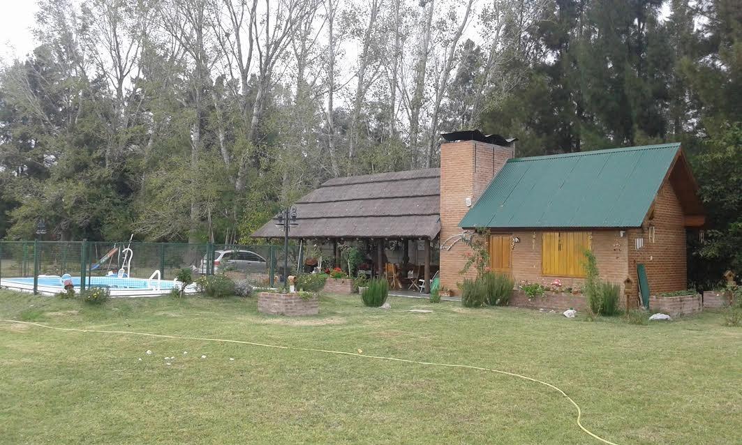 en venta casa quinta en laguna de lobos