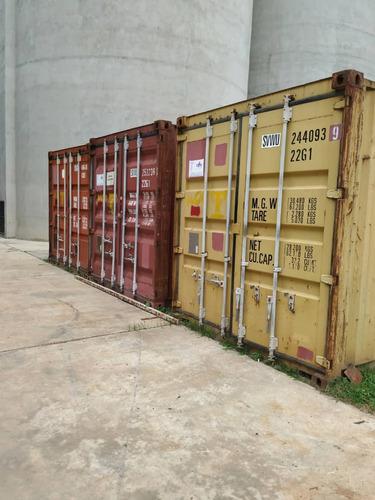 en venta contenedores de 20 y 40 pies
