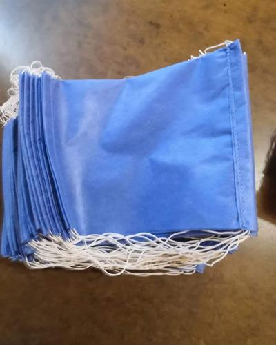 en venta cubrebocas, tipo de tela non woven, 22 gramos por c