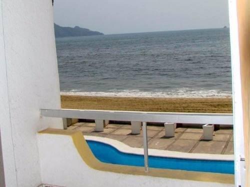 en venta departamento amueblado en condominio mar y mar