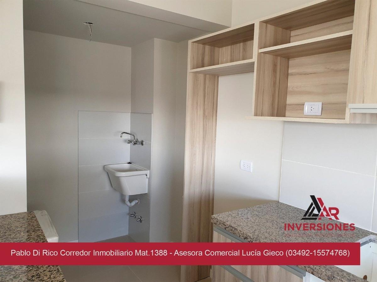 en venta departamento de 1 dormitorio - calidad fundar!!