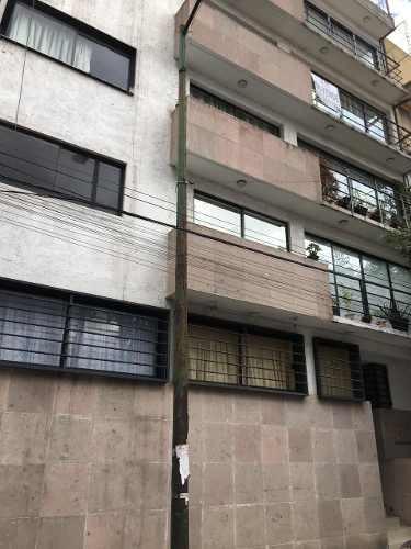 en venta. departamento en colonia asturias, a media cuadra del viaducto a 3 cuadras de calzada de tlalpan