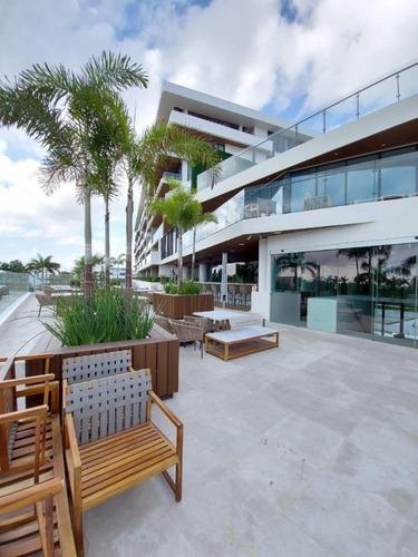 en venta departamento en puerto cancún c2795