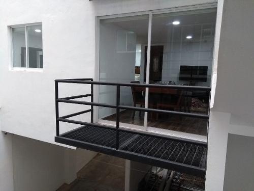 en venta departamento nuevo tipo loft en cuajimalpa