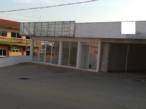 en venta dos locales comerciales en coatzacoalcos
