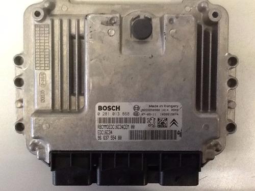 en venta ecu computadores edc16c34 citroen peugeot hdi 1.6