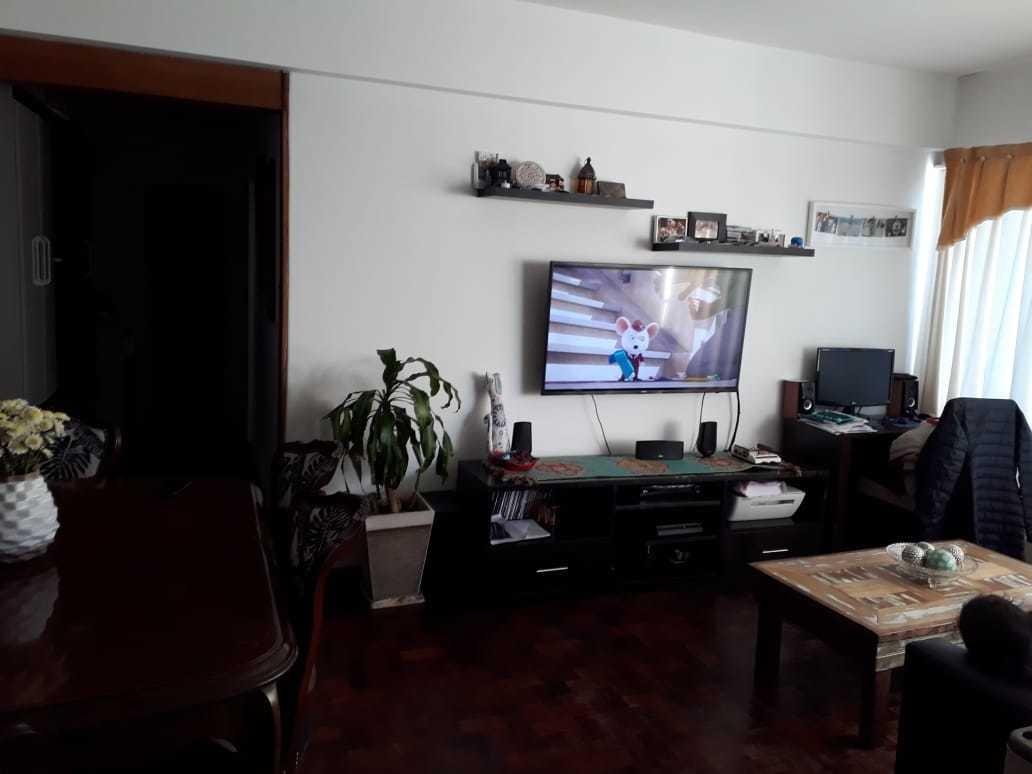en venta en ciudad jardin excelente departamento 3 ambientes tercer piso contrafrente por escalera apto credito f: 7473