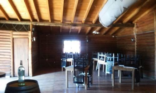 en venta hermosa cabaña para restaurant bar en santa barabara qro. mex.