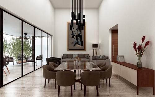 en venta hermosa casa de tres recámaras, norte de mérida, dzityá, aitana, mod a