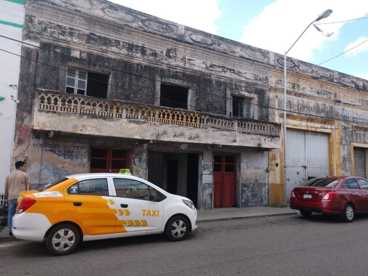 en venta hotel colonial en centro histórico de mérida